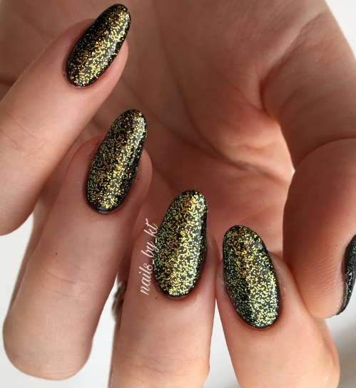 Golden Earth Swatch